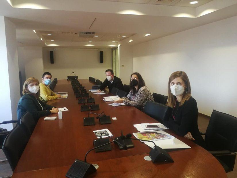 Прва од низата средби за застапување за РОБ – Министерството за финасии покажа волја за соработка