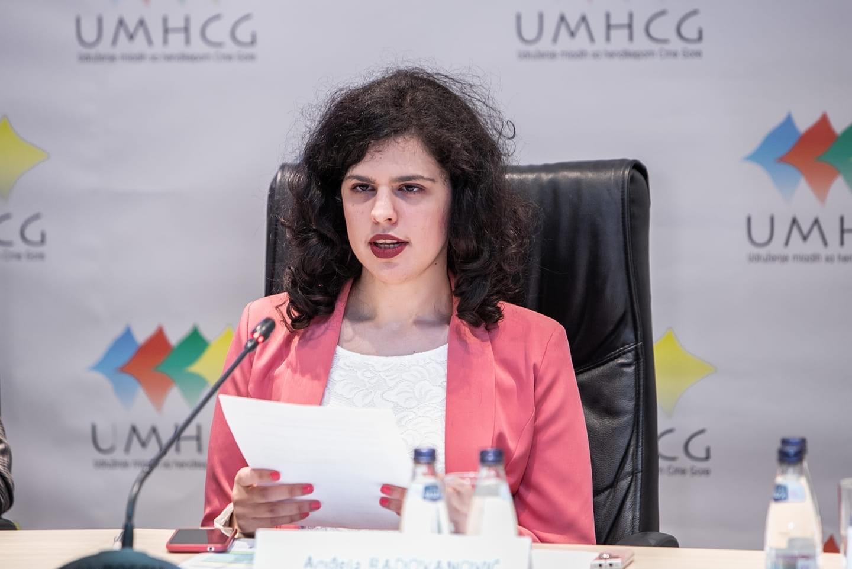 Анѓела Радовановиќ
